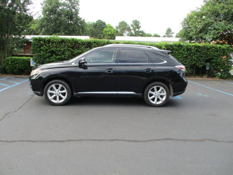 2010 Lexus RX 350 for sale at A & P Automotive in Montgomery AL