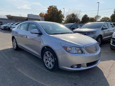 2012 Buick LaCrosse for sale at K&M Wayland Chrysler  Dodge Jeep Ram in Wayland MI