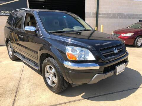 2004 Honda Pilot for sale at KAYALAR MOTORS - ECUFAST HOUSTON in Houston TX