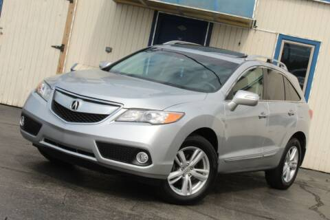 2014 Acura RDX for sale at Dynamics Auto Sale in Highland IN