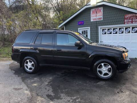 2005 Chevrolet TrailBlazer for sale at KMK Motors in Latham NY