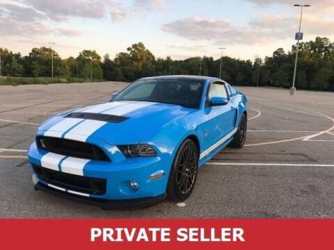 2014 Ford Shelby GT500 for sale at US 24 Auto Group in Redford MI