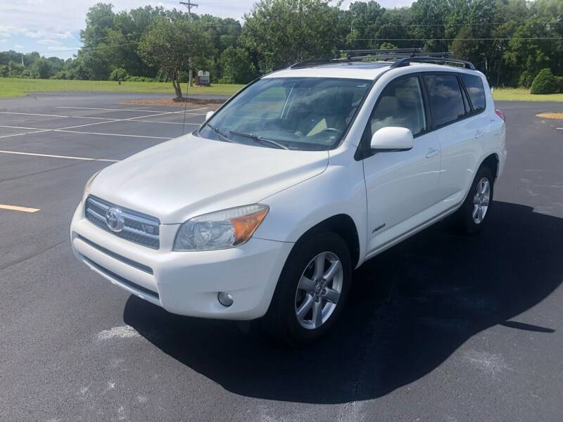2007 Toyota RAV4 for sale at Douthit Automotive, LLC in Advance NC