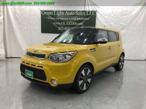 2015 Kia Soul for sale at Green Light Auto Sales LLC in Bethany CT