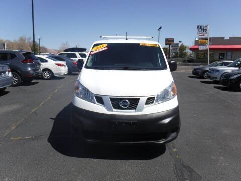 2016 Nissan NV200 for sale at Budget Auto Sales in Carson City NV