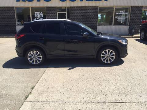 2013 Mazda CX-5 for sale at Truck and Auto Outlet in Excelsior Springs MO