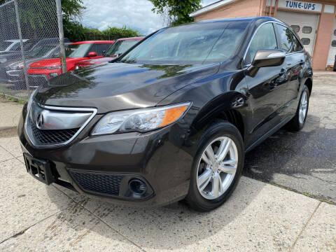 2014 Acura RDX for sale at Seaview Motors and Repair LLC in Bridgeport CT