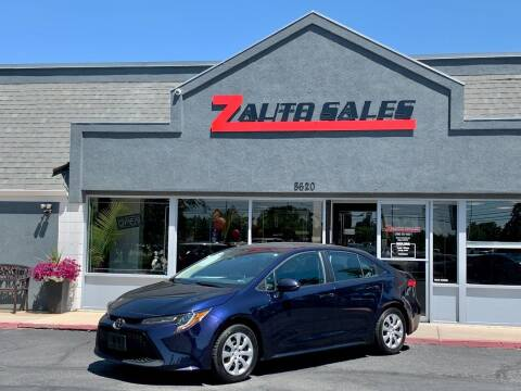 2020 Toyota Corolla for sale at Z Auto Sales in Boise ID
