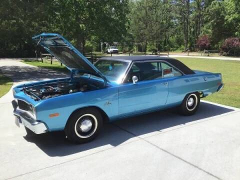 1974 Dodge Dart for sale at Classic Car Deals in Cadillac MI