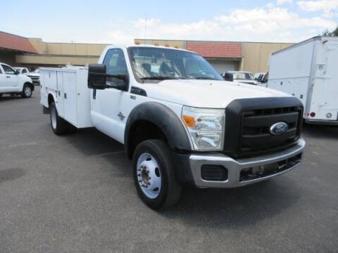 2011 Ford F-450 Super Duty for sale at Norco Truck Center in Norco CA