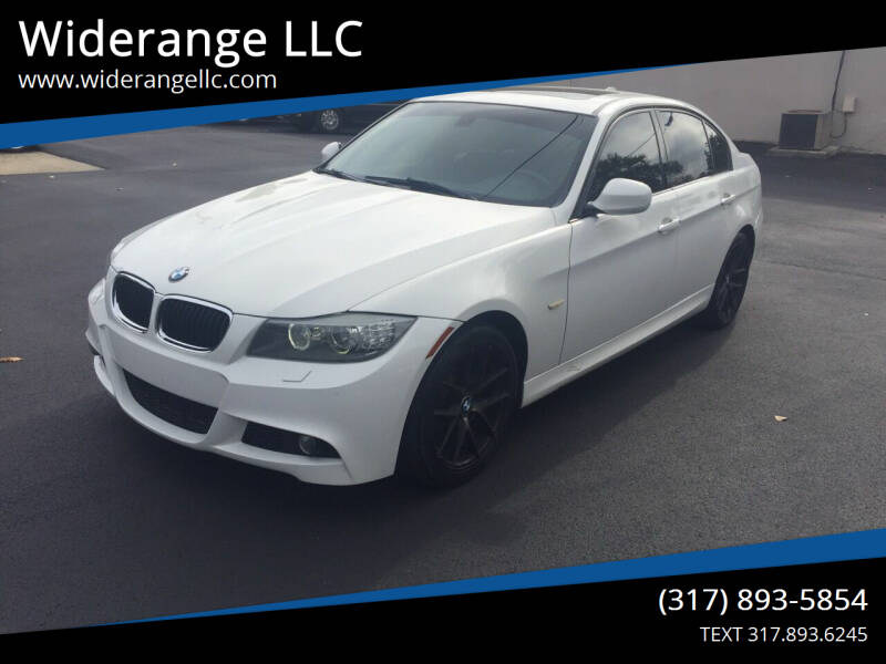 2011 BMW 3 Series for sale at Widerange LLC in Greenwood IN