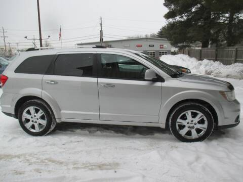 2011 Dodge Journey for sale at Home Street Auto Sales in Mishawaka IN