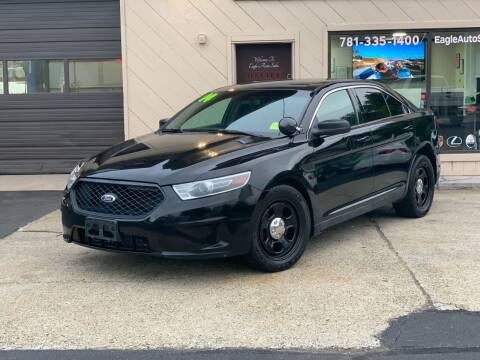 2014 Ford Taurus for sale at Eagle Auto Sales LLC in Holbrook MA
