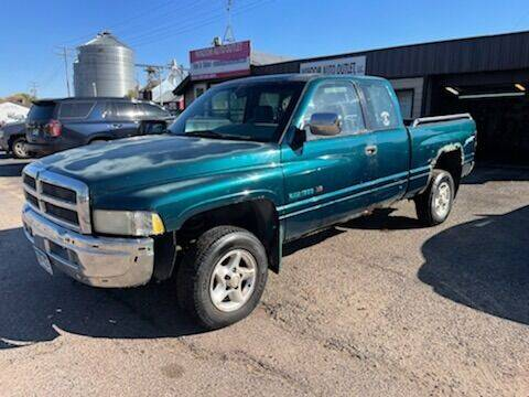 1996 Dodge Ram Pickup 1500 for sale at WINDOM AUTO OUTLET LLC in Windom MN