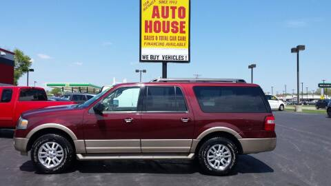 2013 Ford Expedition EL for sale at AUTO HOUSE WAUKESHA in Waukesha WI