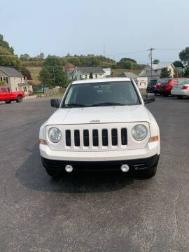 2012 Jeep Patriot for sale at WXM Auto in Cortland NY