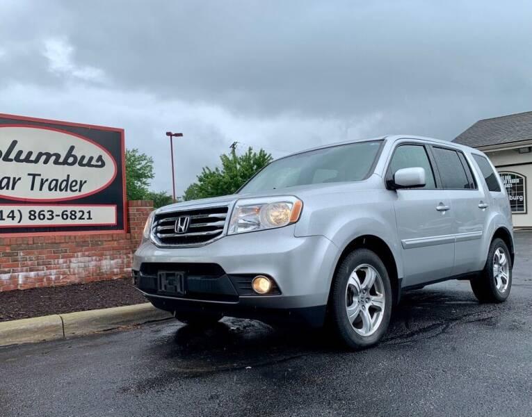 2013 Honda Pilot for sale at Columbus Car Trader in Reynoldsburg OH