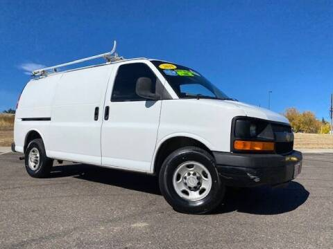 2010 Chevrolet Express Cargo for sale at UNITED Automotive in Denver CO