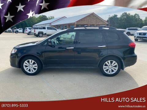 2011 Subaru Tribeca for sale at Hills Auto Sales in Salem AR