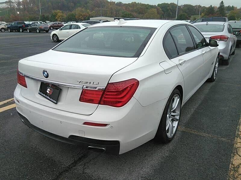 2012 BMW 7 Series AWD 750Li xDrive 4dr Sedan - Philladelphia PA