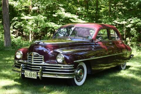 1950 Packard Touring Sedan