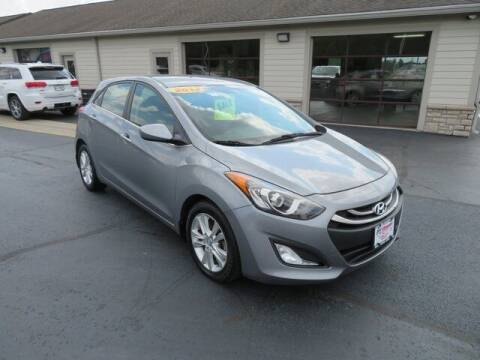 2013 Hyundai Elantra GT for sale at Tri-County Pre-Owned Superstore in Reynoldsburg OH