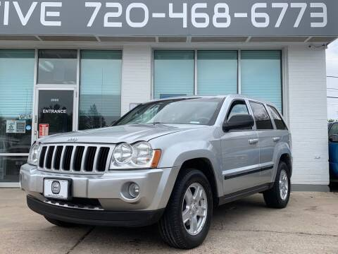 2007 Jeep Grand Cherokee for sale at Shift Automotive in Denver CO
