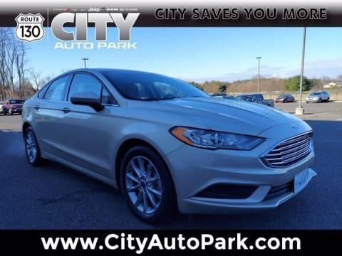 2017 Ford Fusion for sale at City Auto Park in Burlington NJ