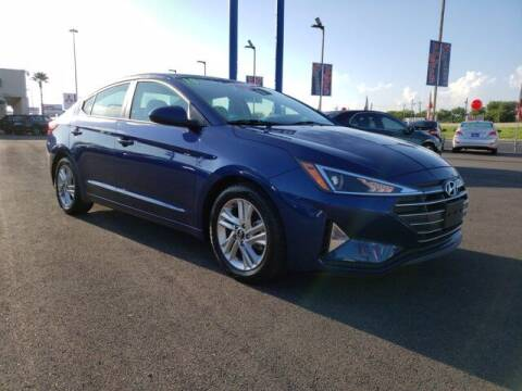 2019 Hyundai Elantra for sale at All Star Mitsubishi in Corpus Christi TX