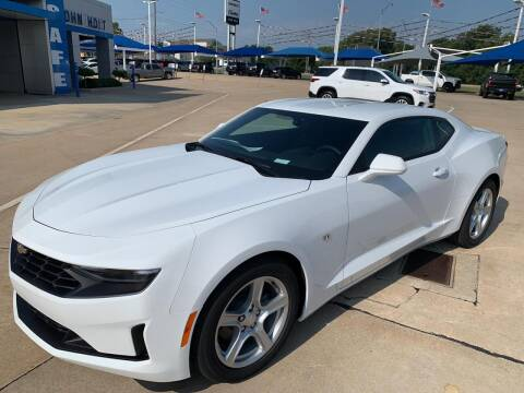 2020 Chevrolet Camaro for sale at JOHN HOLT AUTO GROUP, INC. in Chickasha OK