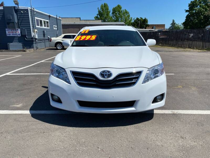 2011 Toyota Camry for sale at Low Price Auto and Truck Sales, LLC in Brooks OR