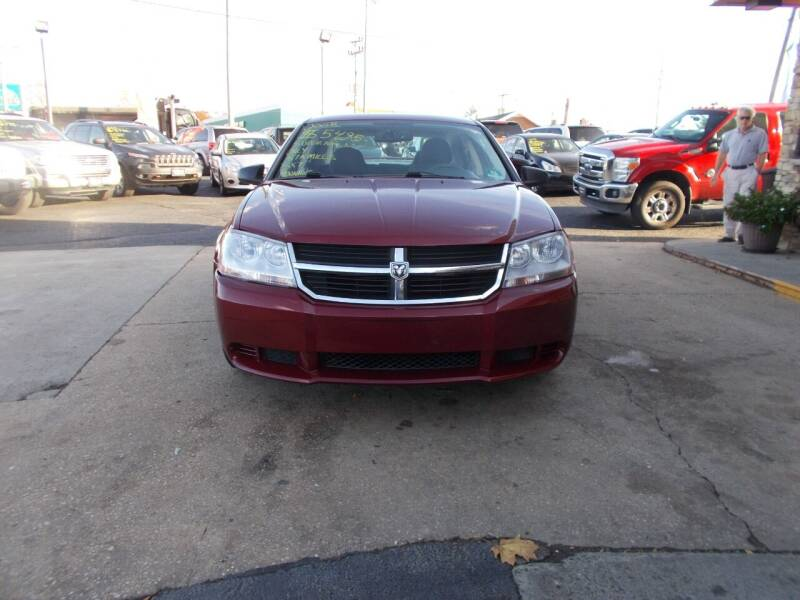 2008 Dodge Avenger SXT 4dr Sedan - Keyport NJ