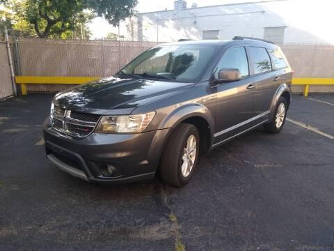 2015 Dodge Journey for sale at Blackbull Auto Sales in Ozone Park NY