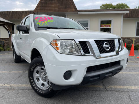 2014 Nissan Frontier for sale at Hola Auto Sales Doraville in Doraville GA