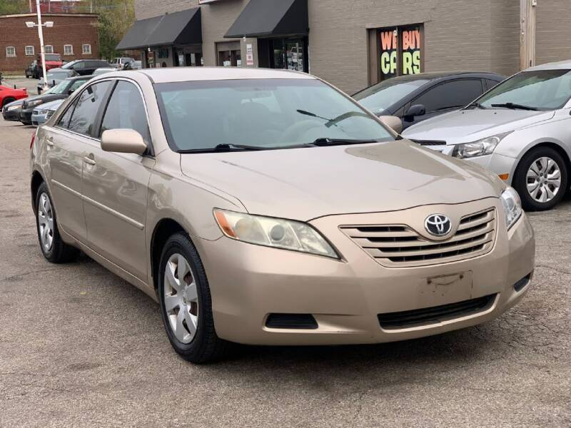 2007 Toyota Camry for sale at IMPORT Motors in Saint Louis MO