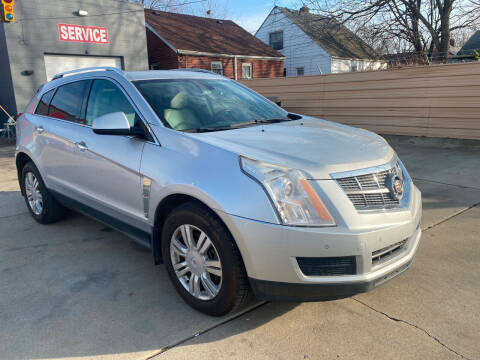 2012 Cadillac SRX for sale at Matthew's Stop & Look Auto Sales in Detroit MI
