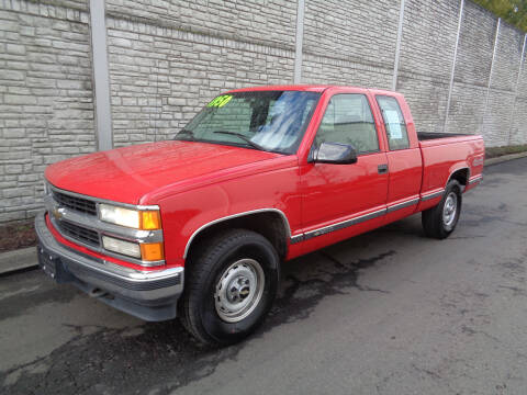 1997 Chevrolet C/K 1500 Series for sale at Matthews Motors LLC in Algona WA