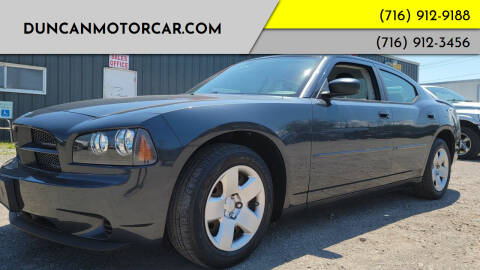 2008 Dodge Charger for sale at DuncanMotorcar.com in Buffalo NY