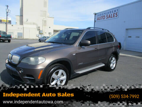 2011 BMW X5 for sale at Independent Auto Sales #2 in Spokane WA