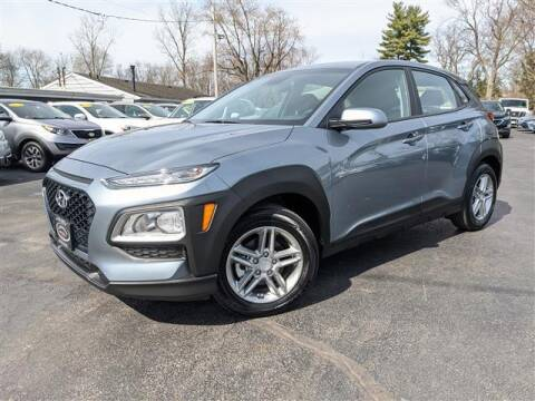 2020 Hyundai Kona for sale at GAHANNA AUTO SALES in Gahanna OH