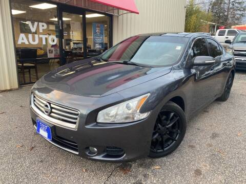 2012 Nissan Maxima for sale at VP Auto in Greenville SC