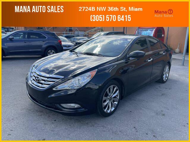 2011 Hyundai Sonata for sale at MANA AUTO SALES in Miami FL
