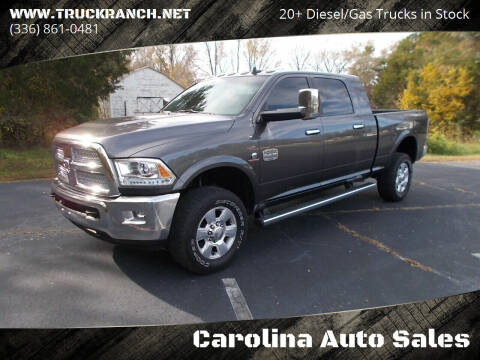 2015 RAM Ram Pickup 2500 for sale at Carolina Auto Sales in Trinity NC