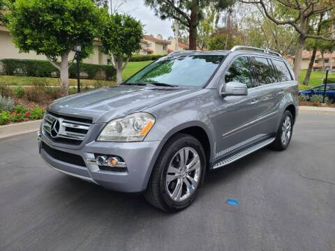 2011 Mercedes-Benz GL-Class for sale at E MOTORCARS in Fullerton CA