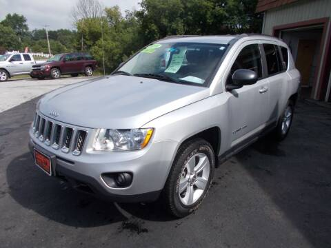 2011 Jeep Compass for sale at Careys Auto Sales in Rutland VT