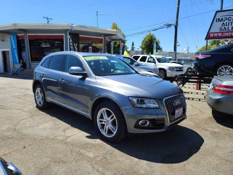 2013 Audi Q5 for sale at Imports Auto Sales & Service in San Leandro CA