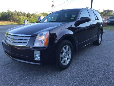2008 Cadillac SRX for sale at ATLANTA AUTO WAY in Duluth GA