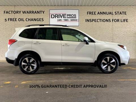 2017 Subaru Forester for sale at Drive Pros in Charles Town WV