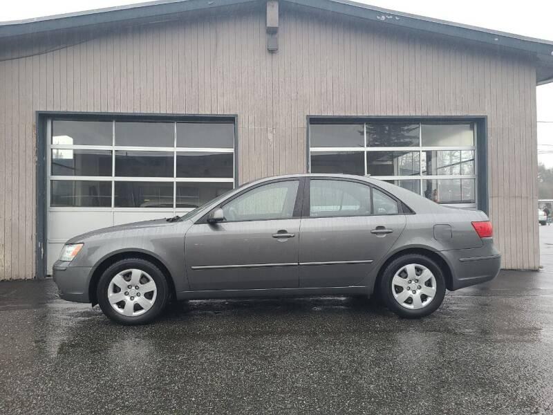 2009 Hyundai Sonata for sale at Westside Motors in Mount Vernon WA