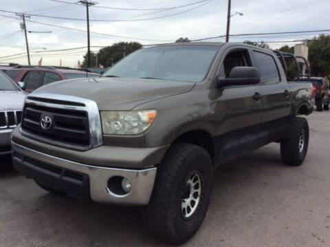 2010 Toyota Tundra for sale at Allen Motor Co in Dallas TX